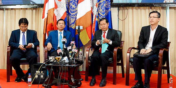 Cambodia micro-finance: a sample of 28 is an indication of 28, not 2.1mln