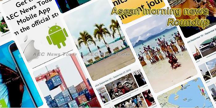 Asean morning news for October 30