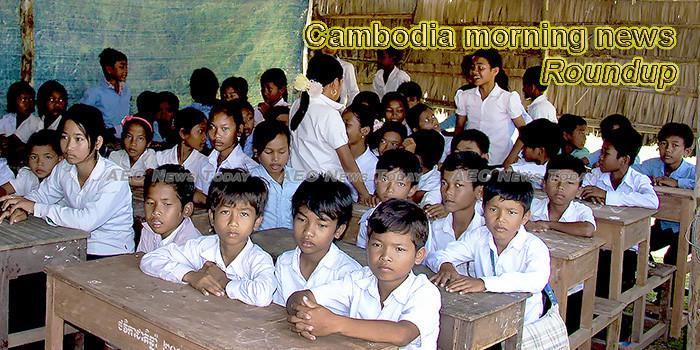 Cambodia morning news for September 30