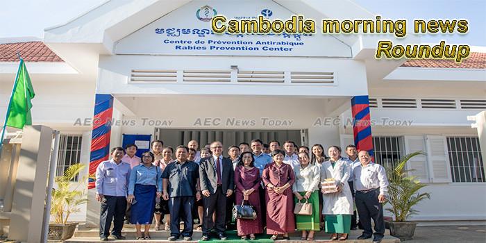 Cambodia morning news for September 25