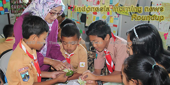 Indonesia morning news for October 3