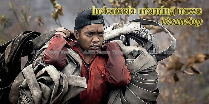 Indonesia morning news for September 23