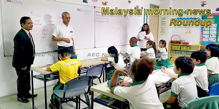Malaysia morning news for October 1