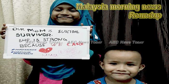 Malaysia morning news for September 10