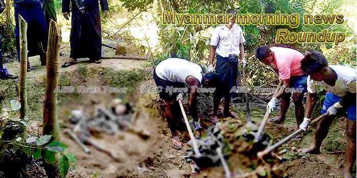 Myanmar morning news for August 29