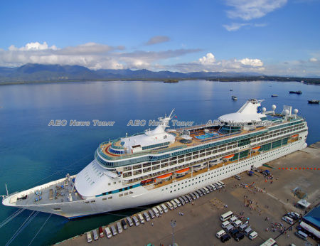 An increasing number of world-renowned luxury ships are dropping anchor in Puerto Princesa