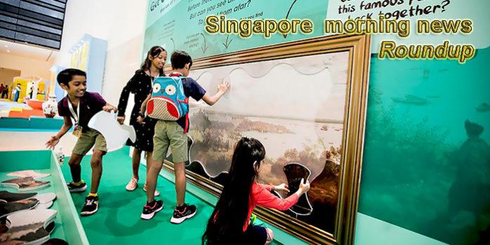 Singapore morning news for September 30