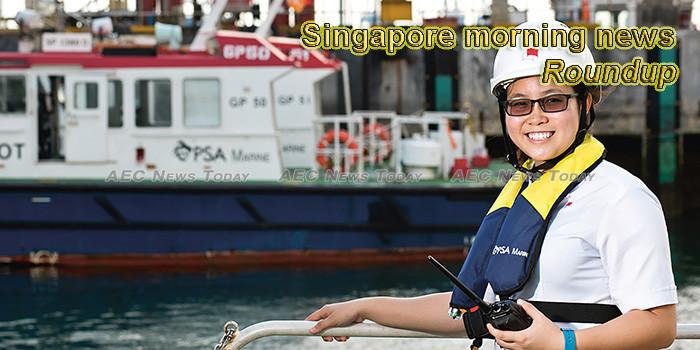Singapore morning news for September 23