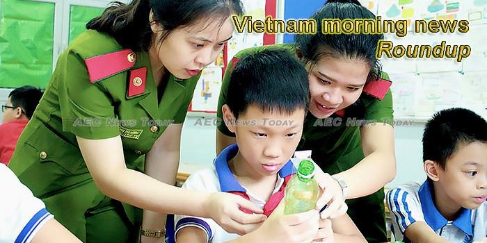 Vietnam morning news for October 2