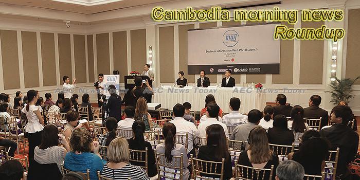 Cambodia morning news for October 22