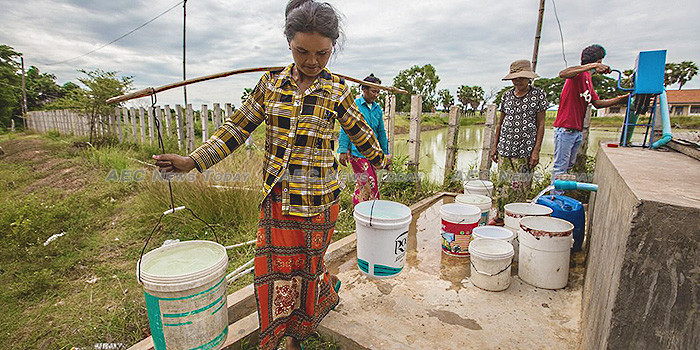 $49 mln ADB package to boost rural hygiene for 400,000 in Cambodia