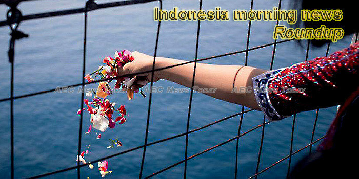 Indonesia morning news for October 29
