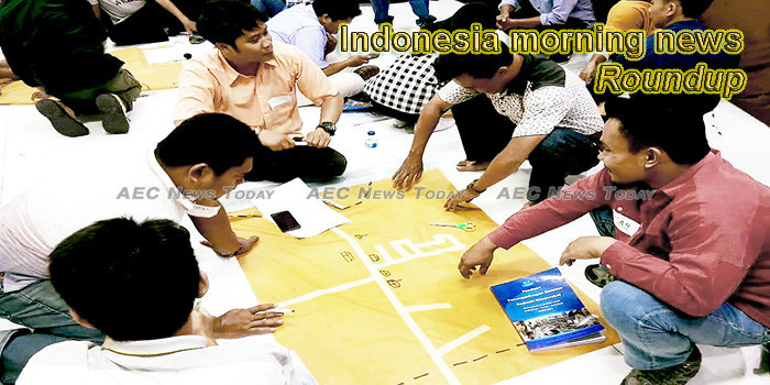 Indonesia morning news for October 8