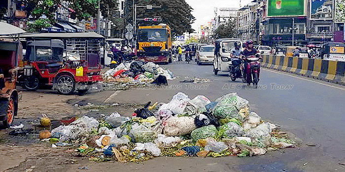 PM focuses on Phnom Penh's mounting trash woes – Cintri to lose monopoly
