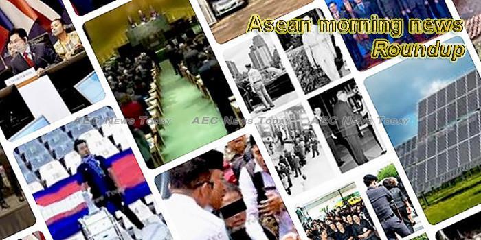 Asean morning news for November 27
