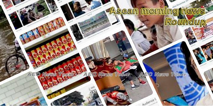 Asean morning news for December 17