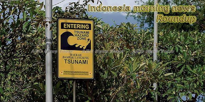 Indonesia morning news for November 5