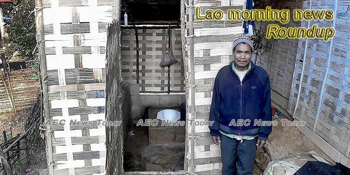 Lao morning news for November 19