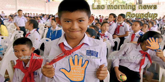 Lao morning news for November 26