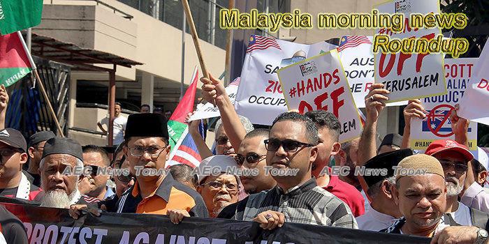Malaysia morning news for November 25