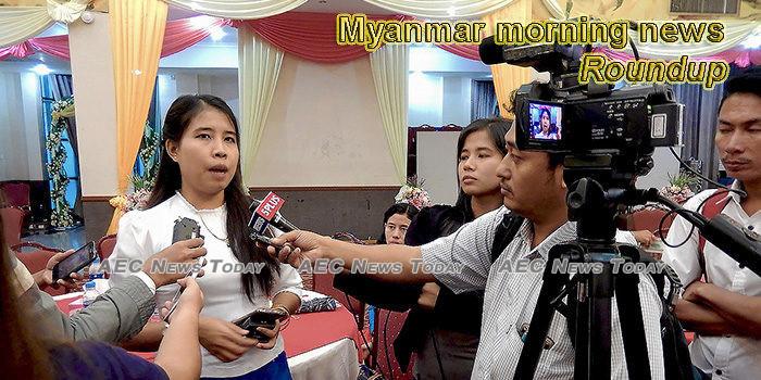 Myanmar morning news for November 20