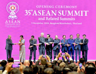 Asean's internal divisions mean it is difficult to see it ever becoming a proper US ally