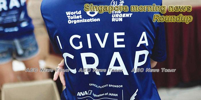 Singapore morning news for  November 22