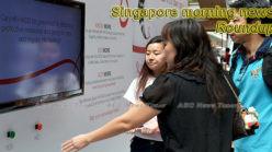 Singapore morning news for  November 29