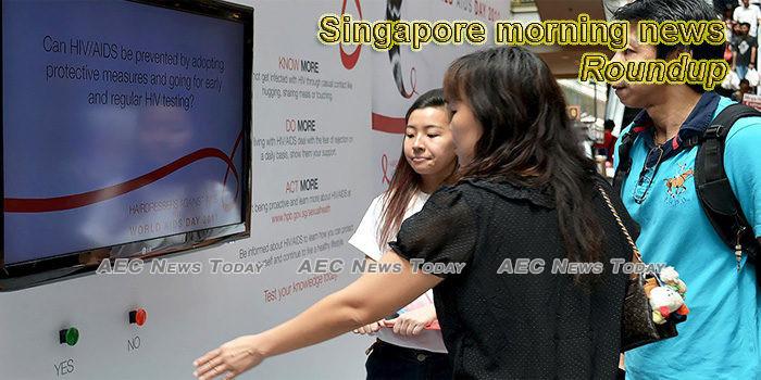 Singapore morning news for  November 27