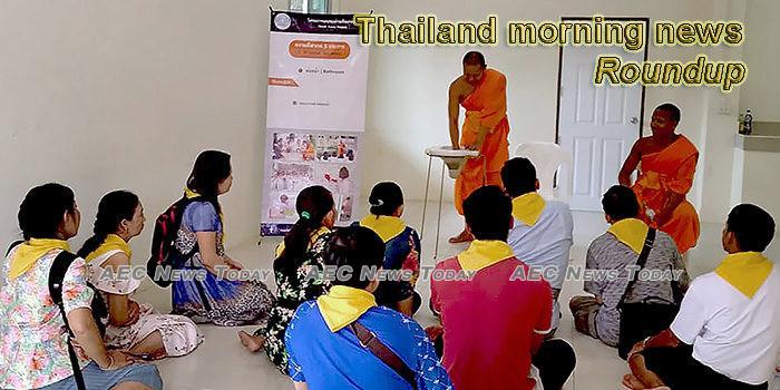 Thailand morning news for November 20