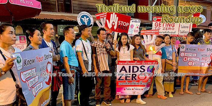 Thailand morning news for November 29