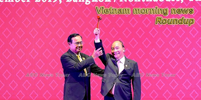 Vietnam morning news for November 13