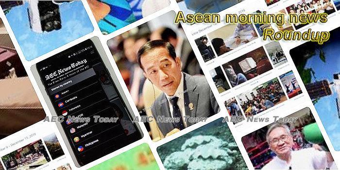 Asean morning news for January 10