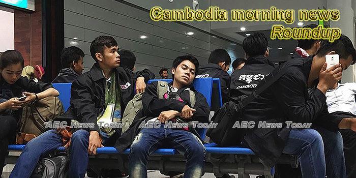Cambodia morning news for December 20