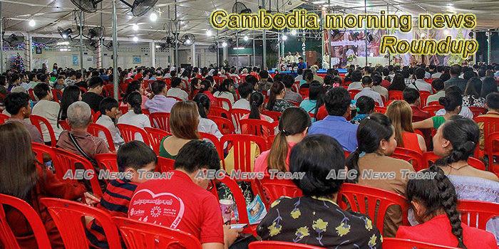 Cambodia morning news for December 27