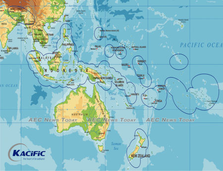 Kacific-1 will reach people living across both the most remote rural locations and the most densely populated urban centres in the Asia Pacific region