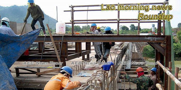 Lao morning news for December 20