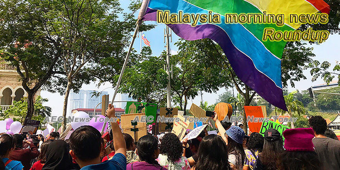 Malaysia morning news for December 10