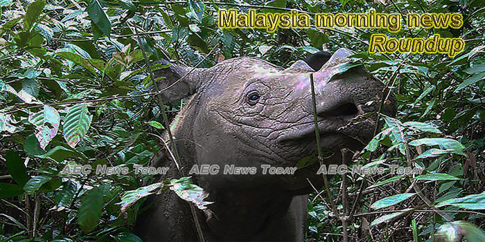 Malaysia morning news for December 30