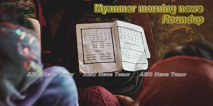 Myanmar morning news for December 17