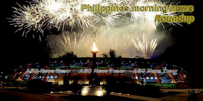 Philippines morning news for December 3