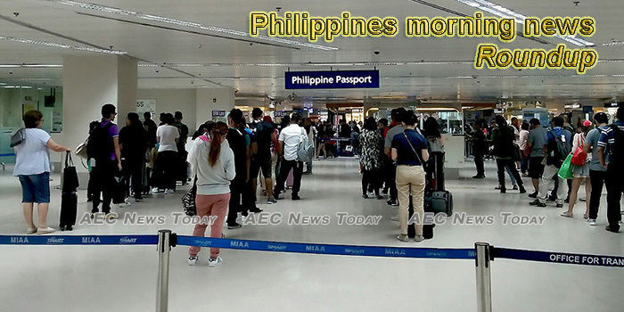 Philippines morning news for December 16