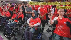 Singapore morning news for December 6