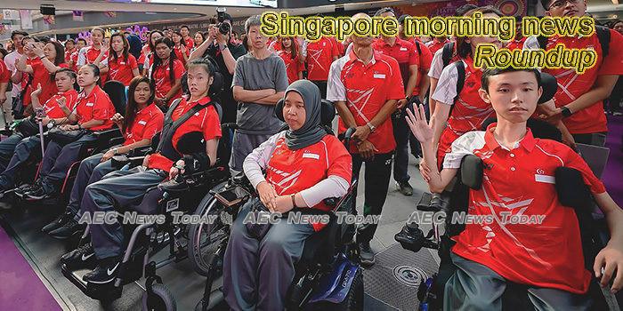 Singapore morning news for December 3