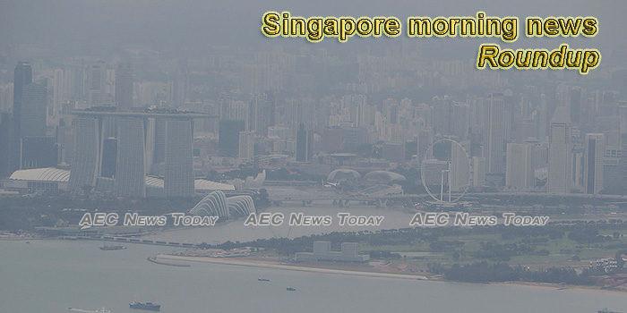 Singapore morning news for December 31