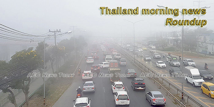 Thailand morning news for January 1