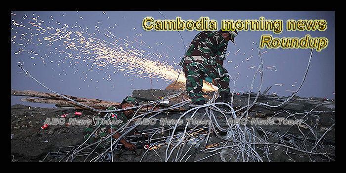 Cambodia morning news for January 6