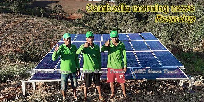 Cambodia morning news for January 15