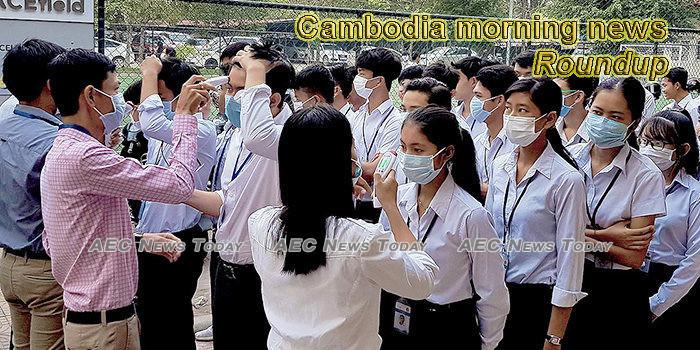 Cambodia morning news for February 6