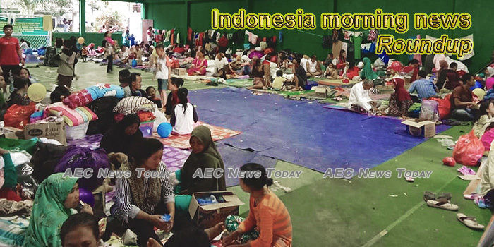 Indonesia morning news for January 14